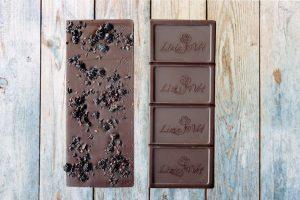 Bio presna veganska čokolada Ekvador Nacional